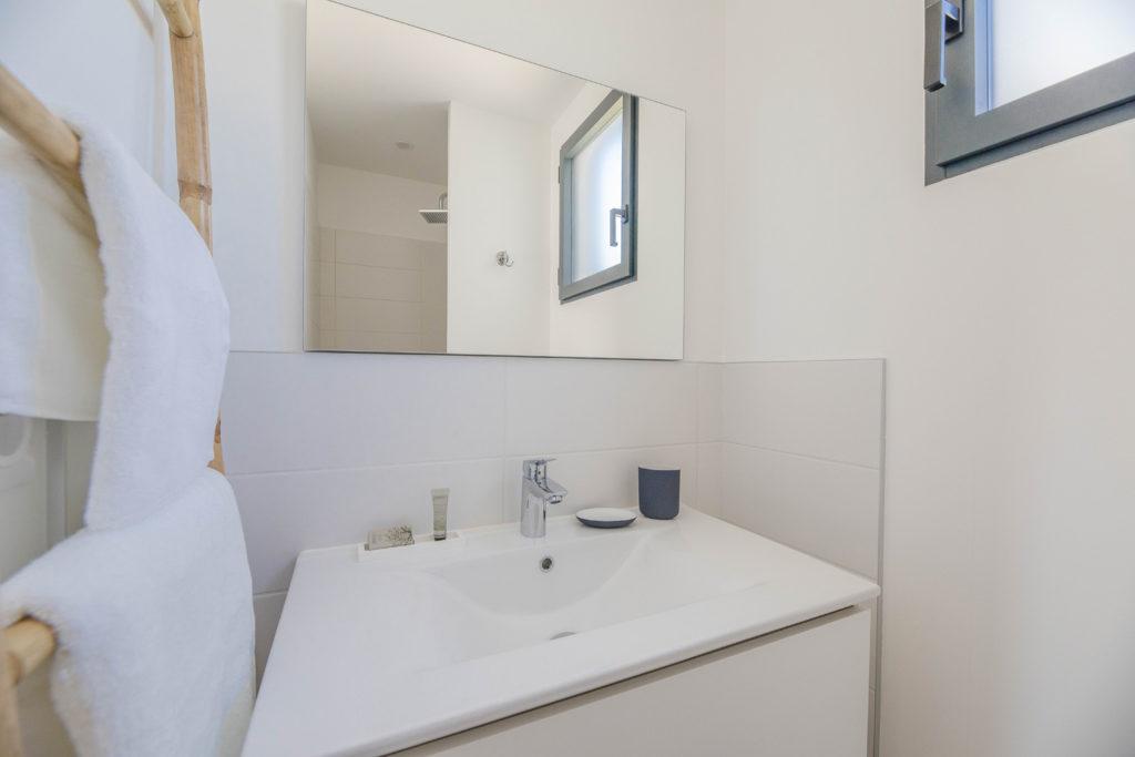 Salle de bain - Villa Alpana 2 à Porto-Vecchio