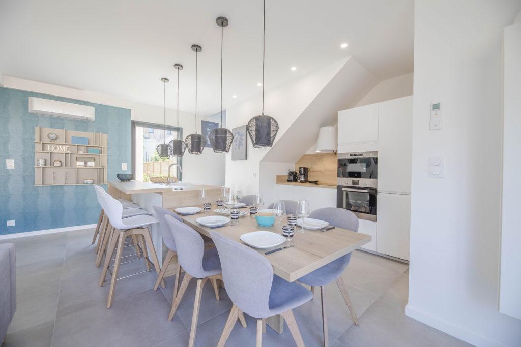 Cuisine et salle à manger - Villa Alpana 2