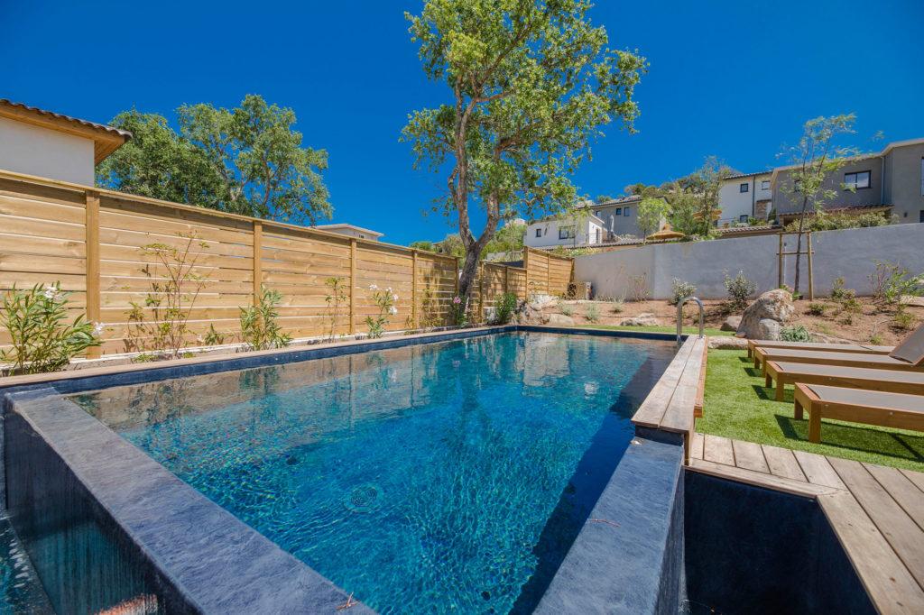 Villa Alpana 2 avec piscine